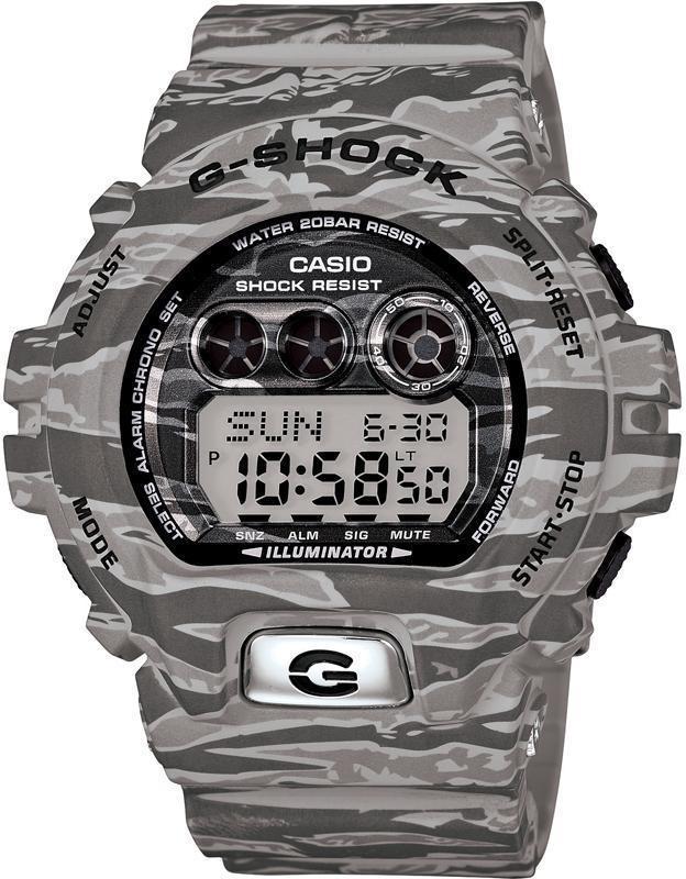 Часы Casio GD-X6900TC-8ER