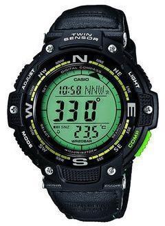 Часы Casio SGW-100B-3A2ER