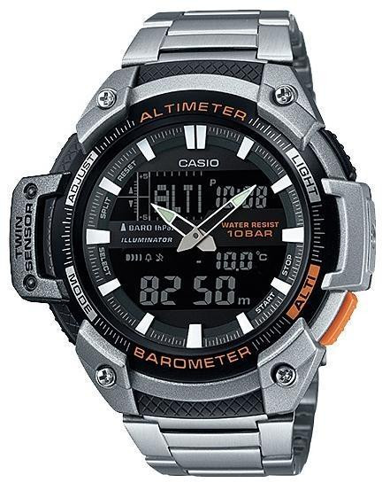 Наручные мужские часы Casio SGW-450HD-1BER оригинал