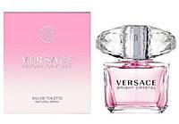 Женская туалетная вода Versace Bright Crystal (Версаче Брайт Кристал) - цветочно-фруктовый, сладковатый AAT
