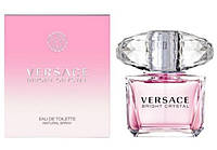 Жіноча туалетна вода Versace Bright Crystal (парфуми Versace Bright Crystal жіночі )
