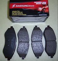 Колодки передние Aveo Samsung