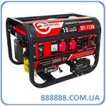 Генератор бензиновый мощность 3.1 кВт 4-х тактный DT-1128 Intertool