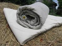 Льняное одеяло с льняной тканью