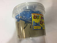 Кинетический песок в банке 1000гр 14*16см
