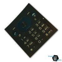Клавиатура для Sony Ericsson U10 (black) Качество