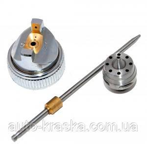 Ремкомплект к краскопульту AB-17G 1.3mm 1.4mm,1.5mm  1.7mm  (auarita)