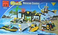 Конструктор Brick 111 Центр спасателей