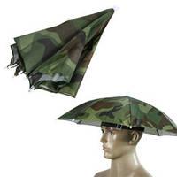 Зонт-шапка