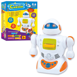 Развивающая игра Робот M 0424 U/R I В гостях у сказки , фото 2