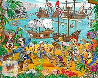 Детские фотообои Walltastic Сокровища пиратов