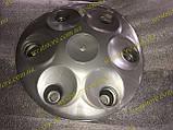 Колпаки колесные заз 1102 1103 таврия славута светлосерый под завод, фото 7