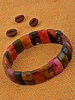 Турмалиновый браслет женский