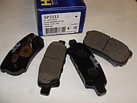 Колодки дисковые задние MITSUBISHI  Lancer Outlander   4605A558