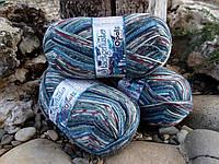 Пряжа для вязания носков OPAL,серия TRAUMHAFTES POTPOURRI