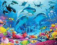 Детские фотообои Walltastic Подводный мир