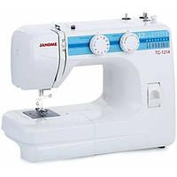 Электромеханическая швейная машина Janome TC 1214