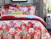 Жаккардовое постельное белье Гобелен Prestij Textile 96642
