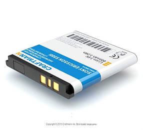 Аккумулятор Craftmann для Sony Ericsson C510 Syber-Shot (ёмкость 800mAh)