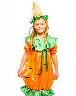 Детский костюм Морковка на праздник Осени. Карнавальный маскарадный костюм для девочки. Новый!
