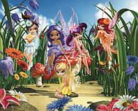 Детские фотообои Walltastic Волшебные феи