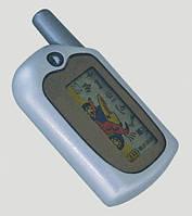Пульт ДУ (брелок) для мотосигнализации Alarm King (с обратной связью)