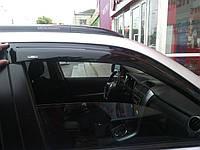 Дефлекторы окон на Suzuki Grand Vitara 5-дверка 2005 г. (HIC)