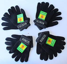 Шерстяные перчатки на мальчика M