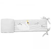 Cotton living - Защита в кроватку White Swan