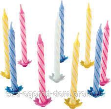 Свечи в торт 24шт.