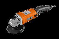 Угловая шлифовальная машина  ТехАС (125/1050 Вт) быстрая замена щеток TA-01-423