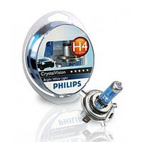 Philips crystal vision h4 4300k 60/55w