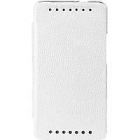 Чехол-книжка Melkco HTC One Dual Sim 802d 802w O2M7DSLCFB2WELC белая