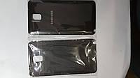 Крышка  задняя  Samsung n9000, Galaxy Note 3 черная original.