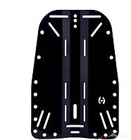 Спинка алюминий HOLLIS BK ( анодирована)/Спинка сталь HOLLIS/Спинка мягкая