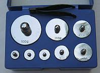 Контрольные гирьки для взвешивания, разновесы, фото 1