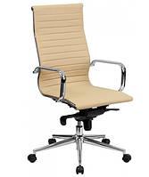 Кресло руководителя Слим НВ(ХН-632) бежевое