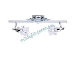 Светильник потолочный два плафона Horoz EFES-2