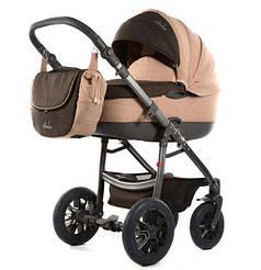 Детская универсальная коляска 2 в 1 Tako Ambre len