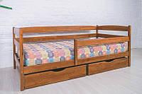 """Кровать """"Марио Люкс"""", дерево (ТМ Олимп)"""