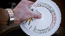 Карты игральные | Tally-Ho Fan Back красная, фото 2