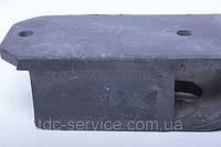 Подушка двигателя WG9725591100 на самосвал HOWO
