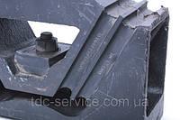 Подушка двигателя WG9725593031 на самосвал HOWO