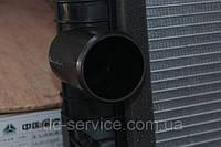 Радиатор WG9725530120/WG9719530230 на самосвал HOWO