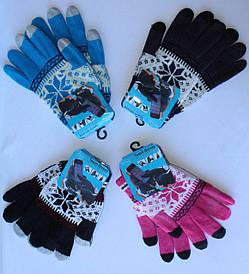 Перчатки женские для сенсорных экранов Touche Glove S-M