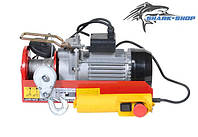 Тельфер электр 930Вт 250-500кг 6/12м 220В ULTRA