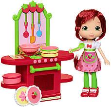 Игровой набор Шарлотта Земляничка серии Земляничное кафе с куклой и аксессуарами