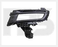 Решетка в бампер правая на Mazda,Мазда 3 -09 SDN