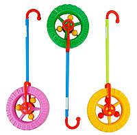 Детская каталка Чудо колесо