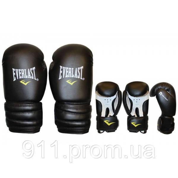 Рукавички боксерські Everlast MA-5018-BK, 10 oz